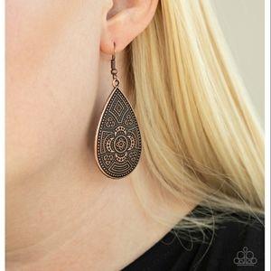 Tribal Takeover Earrings